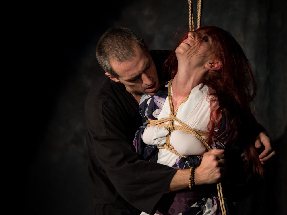 BudoucíUpper Intermediate by Kinbaku LuXuria