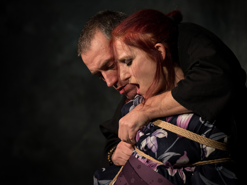 BudoucíHashira workshop with Kinbaku Luxuria